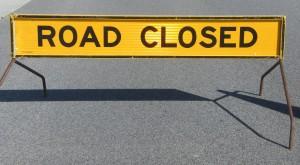 roadblock